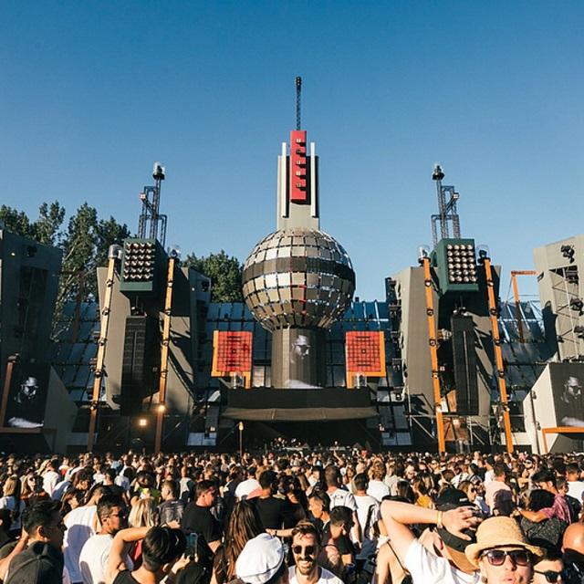 Awakenings festival review July 2018
